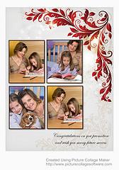 Weihnachtskarte flickr (c) Pearl Mountain CC-Lizenz