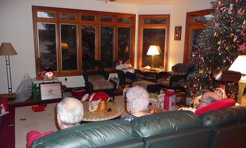 Weihnachten für Senioren flickr (c) cadillacjr2002 CC-Lizenz